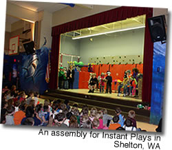 Instant Play assembly